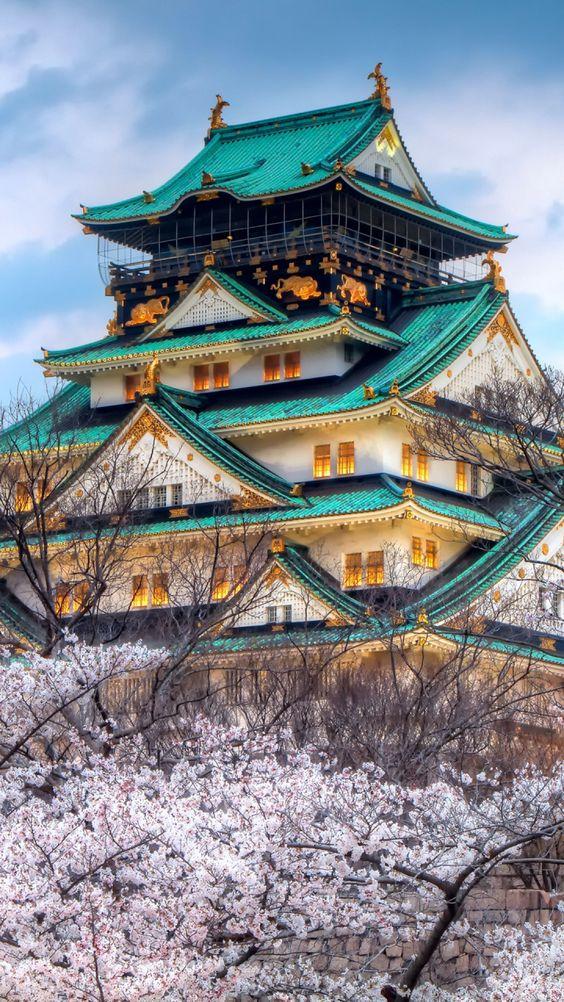 japan - castle