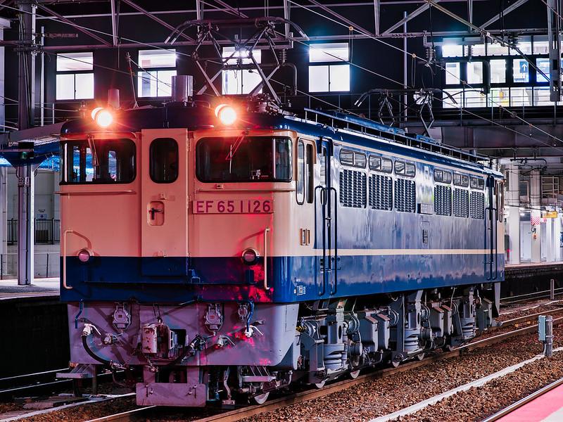 EF65 1126