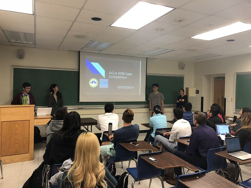 UCLA Case Competition Review