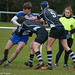 Saddleworth Rangers v Orrell St James 18s 28 Jan 18 -14