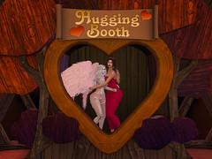 Hugging Xiola Linden