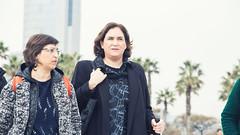 Vie, 16/02/2018 - 11:00 - L'alcaldessa explica el suport de l'Ajuntament de Barcelona a les ONG que fan rescat de persones refugiades al Mediterrani
