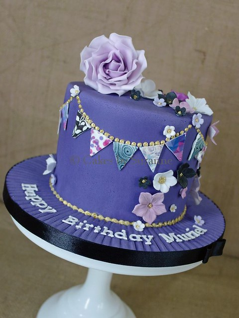 Cake from Cakes by Suzanne