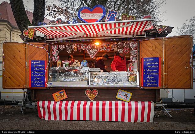 Böhmischer Weihnachtsmarkt, Babelsberg, Potsdam, Germany