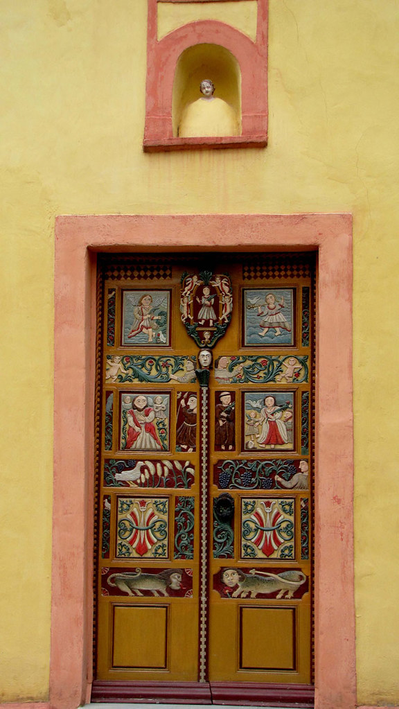 Churchdoor Lugo-di-Nazza