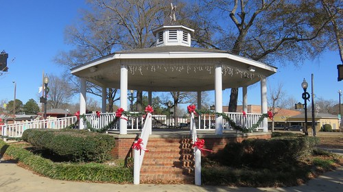 Calhoun City Gazebo (Calhoun City, Mississippi)