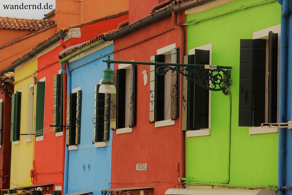 Burano - Fassadendetails