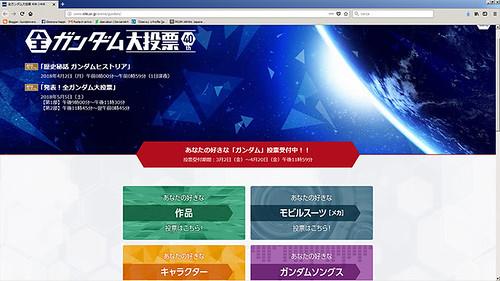 Zen Gundam Daitouhyou