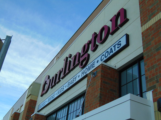Burlington (Rhode Island Mall)
