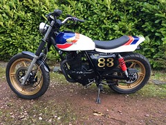 REDMAX TRACKER FOR SALE