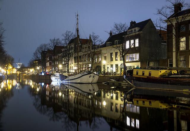 Historic center of Schiedam