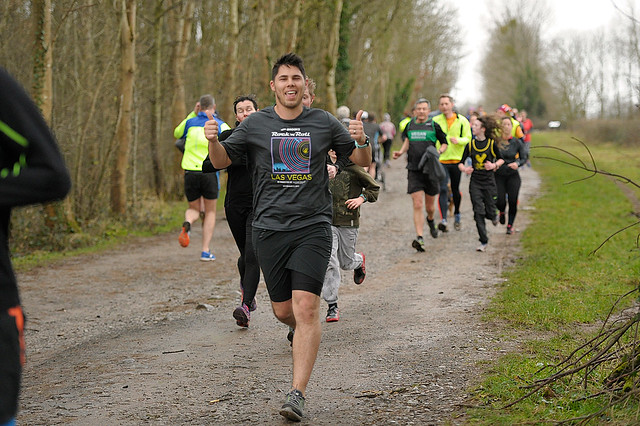 Ashton Court Park Run 341