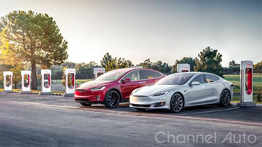 Arlington TX Supercharger - Model S & X