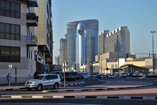 BurJuman Centre from Sheikh Khalifa Bin Zayed St