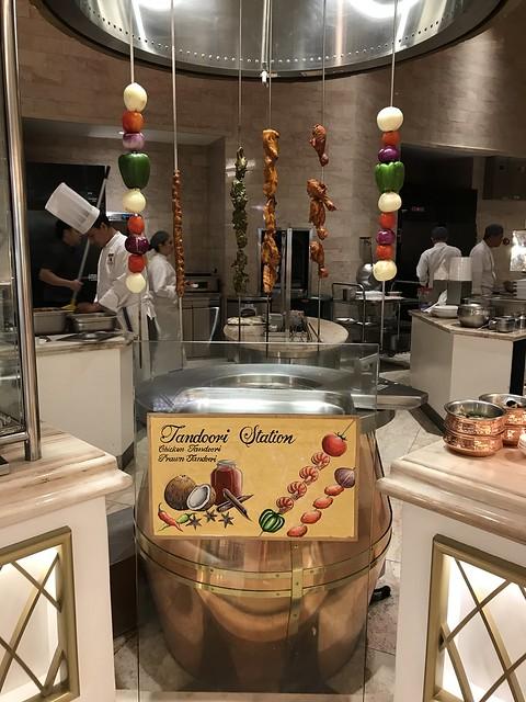 Medley Buffet, Indian food