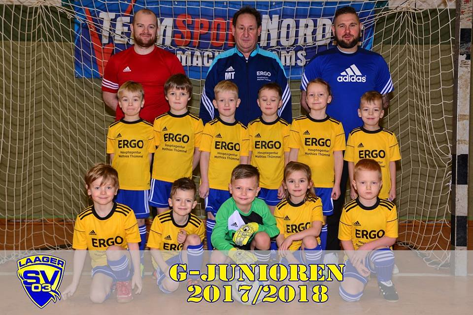 Laager SV 03 G 2017-2018