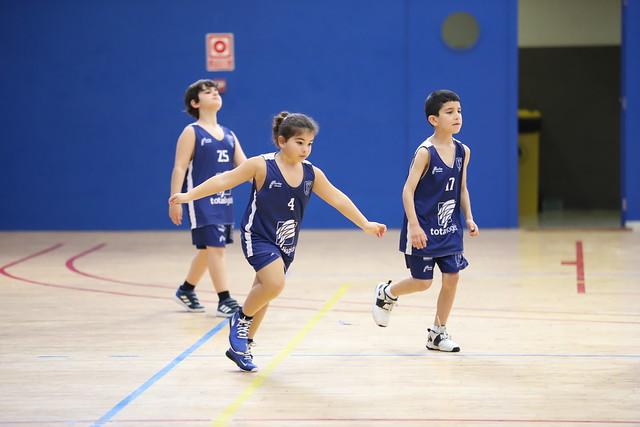 CANTERA | Babybasket, Cadete femenino y Senior femenino