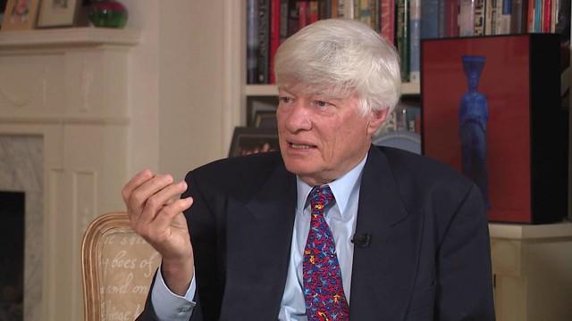 Robertson é advogado da Comissão de Direitos Humanos da Organização das Nações Unidas(ONU). - Créditos: Reprodução