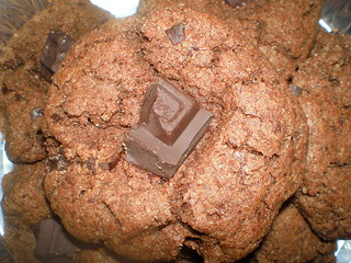 Chocolate Chunk Spice Cookies
