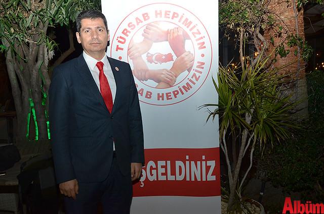 Yönetim Kurulu üyesi Alparslan Ünsal