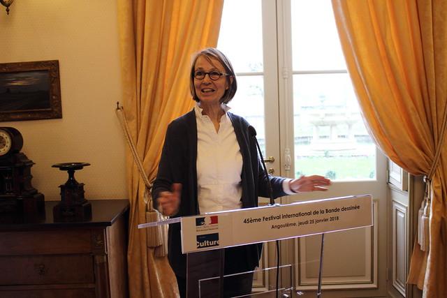 FIBD Angoulême 2018