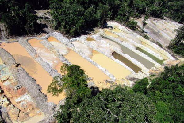 MPF cobra ação urgente do Ibama contra garimpos em terra dos Munduruku, Garimpo_regiao_Itaituba-PA_foto_Paulo_de_Tarso_Moreira_Oliveira_MPF