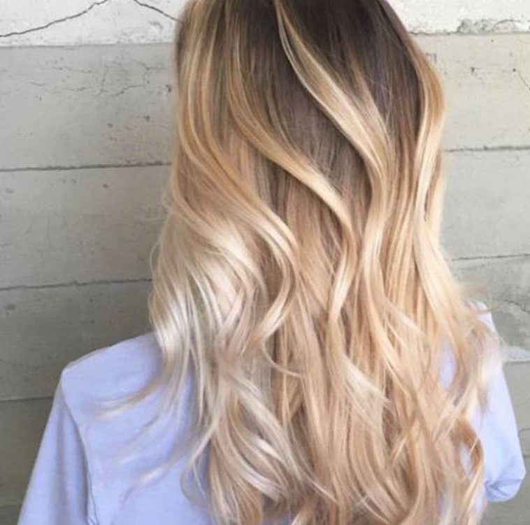 15 Balayage Hair Colors For Women Nails C