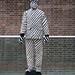 Zebra Man by Jacqui Titcombe