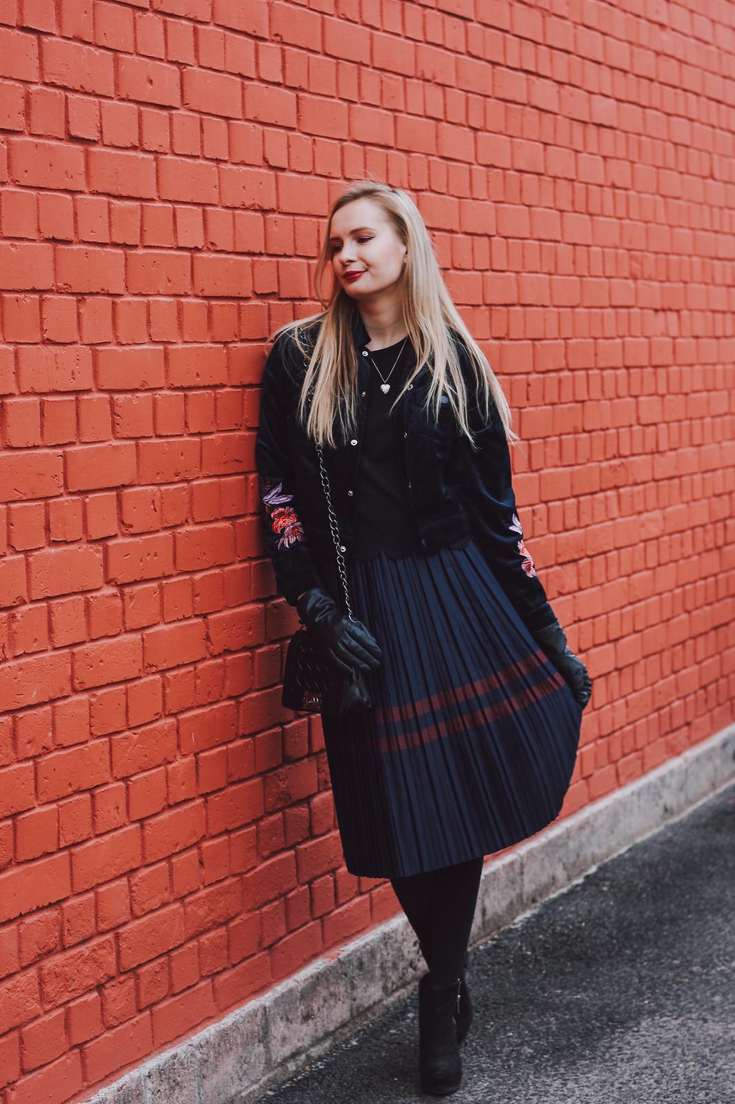 Latviešu blogere