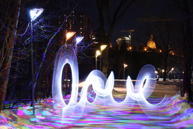 Love & Light (SOTC 274/365)