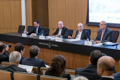 28/02/2018 OCDE lança Survey Econômico de 2018 sobre o Brasil