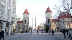 Puerta de Viru. Tallinn