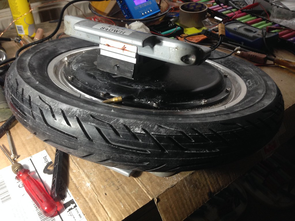New Tire 1