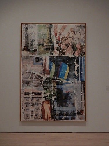 DSCN0238 _ Catastrophe (Arcadian Retreat), Rauschenberg, 1996
