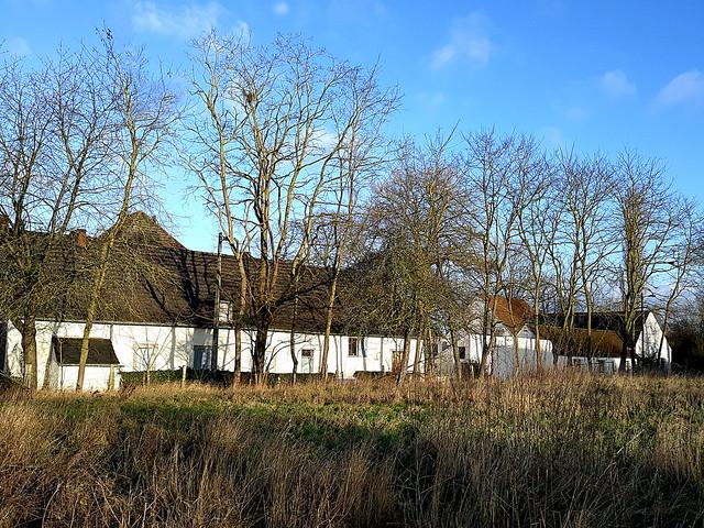 Le vieux moulin d'Havré