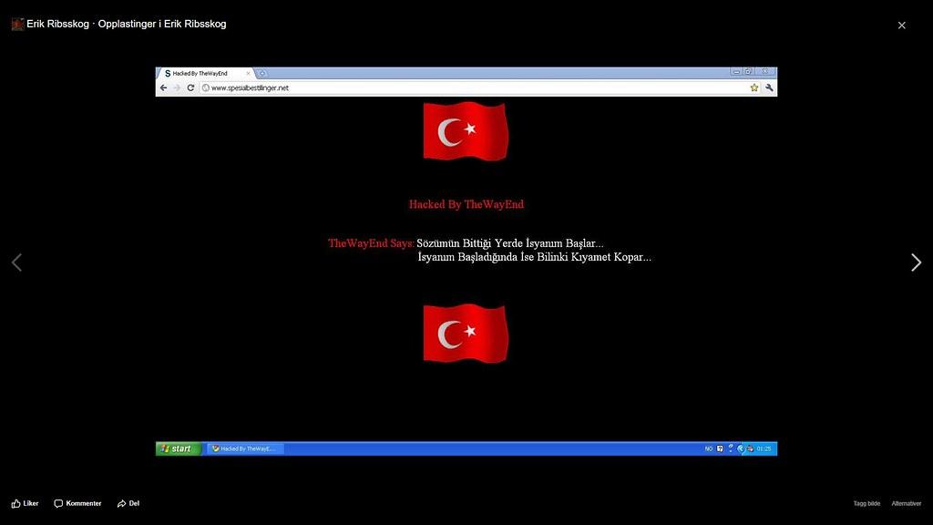 mer om hacket av tyrkere