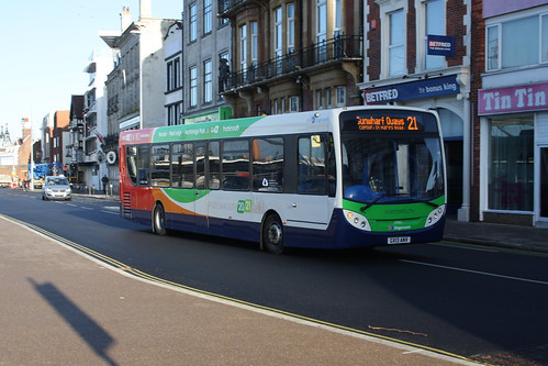 Stagecoach South 27862 GX13ANV