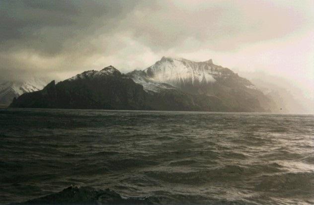 One of the Crozet Islands
