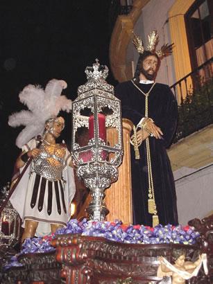 Solemne Via Crucis presidido por el Santísimo Cristo de la Humildad y Paciencia.