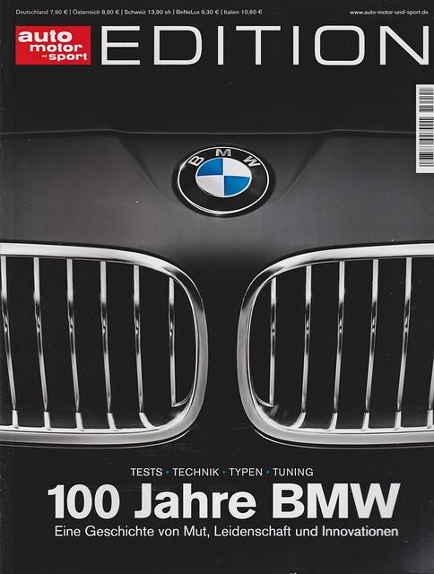 Image of auto motor und sport Edition 1/2016