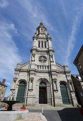 Basilique Saint-Gervais d'Avranches