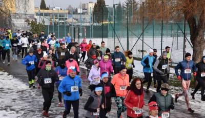 Winter Run v Brně pokořil pětistovku
