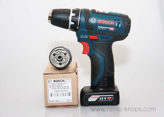 Bosch Professional GSR 12V-15 FlexiClick 7962