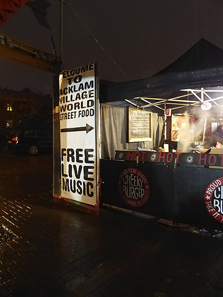 welcome to Acklam village world street food