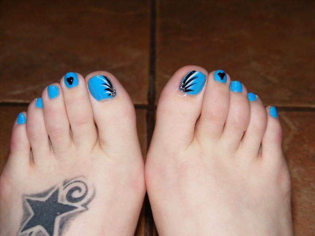 toe polish designs toretoco - Toe Nail Designs Ideas