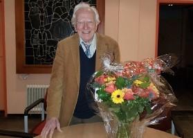 Piet van Nassau, GESS, 90e verjaardag