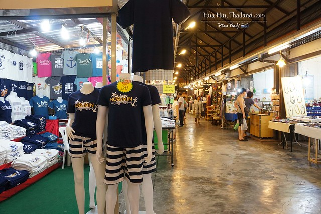2015 Hua Hin Day 2- Hua Hin Night Market 02