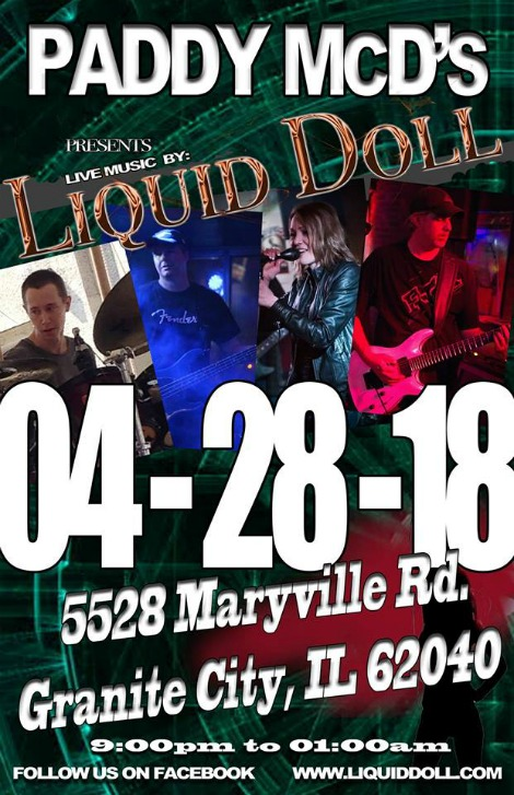 Liquid Doll 4-28-18