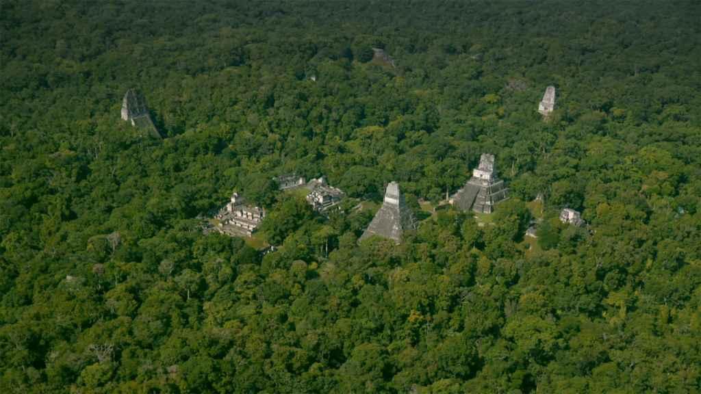 LiDAR révèle une mégalopole maya cachée dans la jungle guatémaltèque