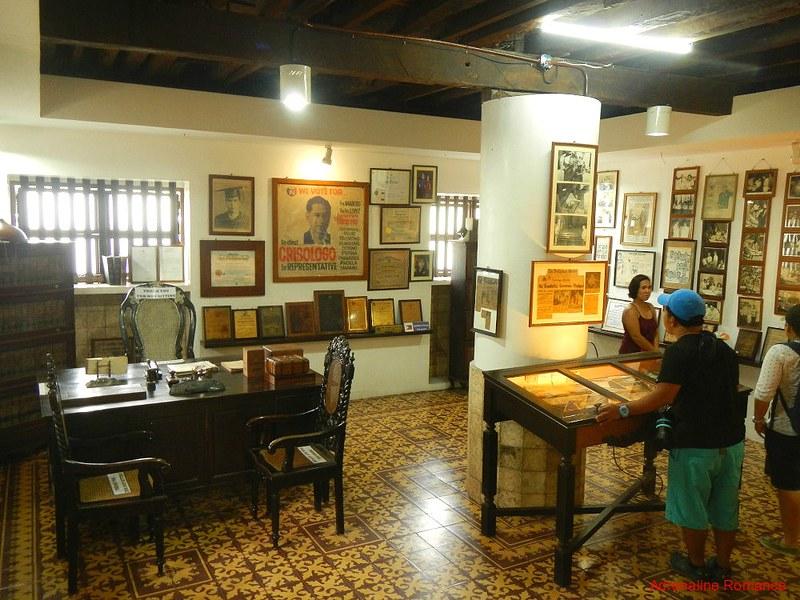 Office, Crisologo Museum